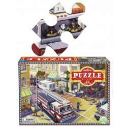 STRAŻ POŻARNA puzzle 42 el.