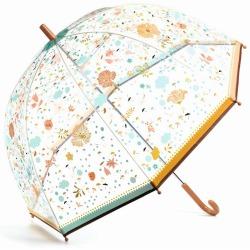 MAŁE KWIATKI parasol przeciwdeszczowy dla dorosłych