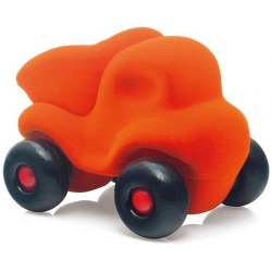 WYWROTKA sensoryczny pomarańczowy pojazd