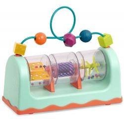STACJA MULTI AKTYWNA zabawka edukacyjna Spin, Rattle & Roll
