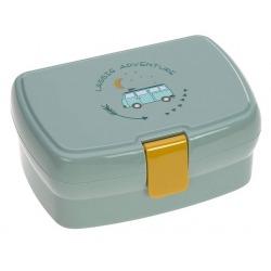 BUS śniadaniówka z wkładką lunchbox Adventure