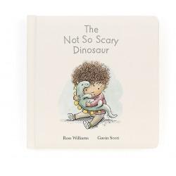 NIE TAKI STRASZNY DINOZAUR książeczka Ross Wiliams, Gavin Scott