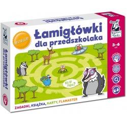 ŁAMIGŁÓWKI dla przedszkolaka 3-6 Wyd. II