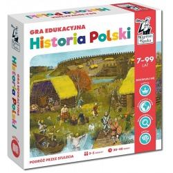 HISTORIA POLSKI tekturowa gra edukacyjna
