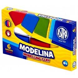 MODELINA zestaw kreatywny 6 kolorów