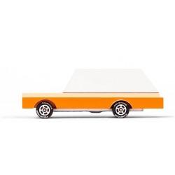 DART WAGON drewniany samochód