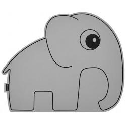 ELPHEE silikonowa podkładka grey