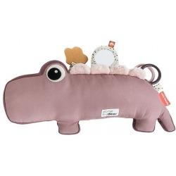 CROCO poduszka z zabawkami sensorycznymi