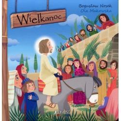 WIELKANOC książeczka dla dzieci Bogusław Nosek, Ola Makowska