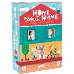 HOME SWEET HOME matematyczna gra karciana