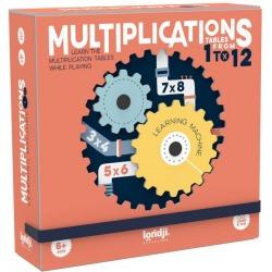 TABLICZKA MNOŻENIA gra edukacyjna Multiplications