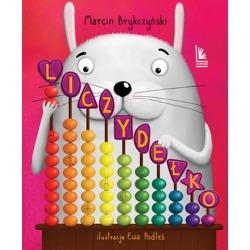 LICZYDEŁKO książka dla dzieci Marcin Brykczyński