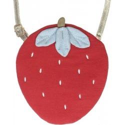 SWEET STRAWBERRY czerwona torebka