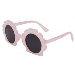 MUSZELKA okularki przeciwsłoneczne dla dzieci 3-10 lat Shelly Pink