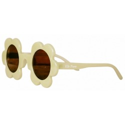 KWIATKI okularki przeciwsłoneczne dla dzieci 3-10 lat Bellis Lemonade
