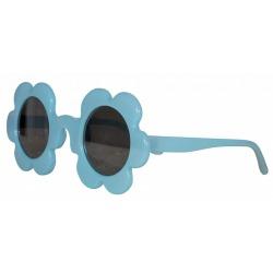 KWIATKI okularki przeciwsłoneczne dla dzieci 3-10 lat Bellis Bluehave