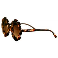 KWIATKI okularki przeciwsłoneczne dla dzieci 3-10 lat Bellis Tortoises
