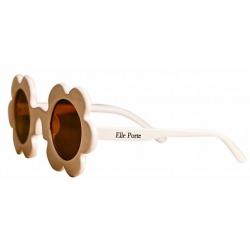 KWIATKI okularki przeciwsłoneczne dla dzieci 3-10 lat Bellis Vanilla