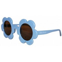 KWIATKI okularki przeciwsłoneczne dla dzieci 3-10 lat Bellis Denim