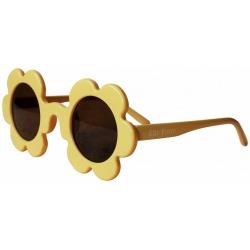 KWIATKI okularki przeciwsłoneczne dla dzieci 3-10 lat Bellis Banana Split
