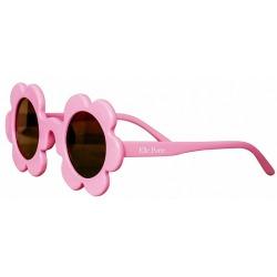 KWIATKI okularki przeciwsłoneczne dla dzieci 3-10 lat Bellis Bubble Gum
