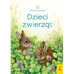 DZIECI ZWIERZĄT Młodzi przyrodnicy książeczka dla dzieci