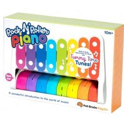 DZWONKI kolorowy instrument Rock N'Roller Piano