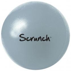 BŁĘKITNA piłka SCRUNCH BALL