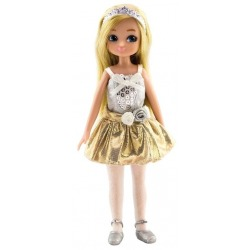 OLIWIA lalka baletnica Swan Lake Ballerina 18 cm