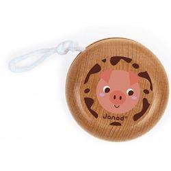ŚWINKA drewniane jojo Pocket