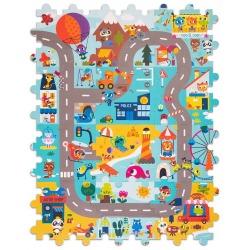MATA PIANKOWA puzzle Whimsy Land