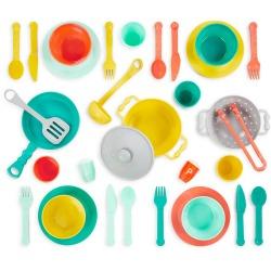 ZASTAWA STOŁOWA z akcesoriami kuchennymi Mini Chef Kitchen Set