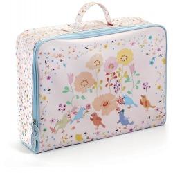 PTAKI bawełniana walizka