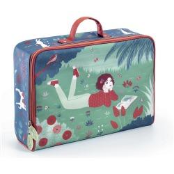 MARZENIE bawełniana walizka