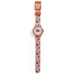 KWIATKI zegarek dziecięcy
