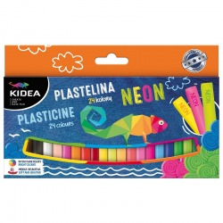 PLASTELINA MIX 24 kolory