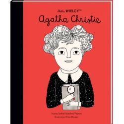 AGATHA CHRISTIE Mali Wielcy książka Maria Isabel Sanchez Vegara