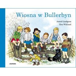 WIOSNA W BULLERBYN książka Astrid Lindgren