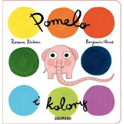 POMELO I KOLORY książka Ramona Bădescu