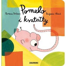 POMELO I KSZTAŁTY książka Ramona Bădescu