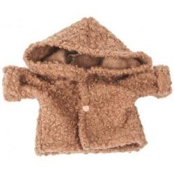 KARMEL wełniana kurtka dla lalki 38 cm