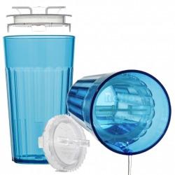 NIEBIESKI KUBECZEK do nauki samodzielnego picia Smart Cup 175 ml