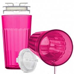 RÓŻOWY KUBECZEK do nauki samodzielnego picia Smart Cup 175 ml