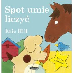 SPOT UMIE LICZYĆ książka Eric Hill