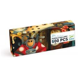 YOKAI puzzle tekturowe 500 el.