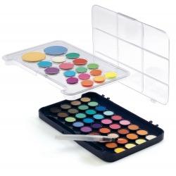 FARBKI GWASZOWE paleta artysty 53 kolory