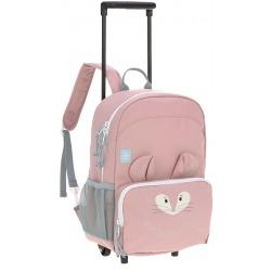 SZYNSZYLA plecak walizka na kółkach 2w1 About Friends