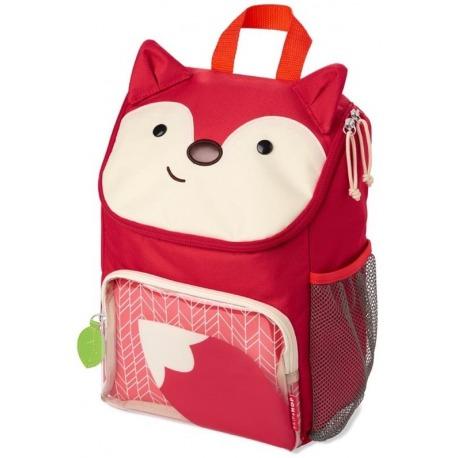 LISEK plecak Junior ZooPack
