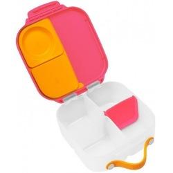 RÓŻOWY mini lunchbox Strawberry Shake