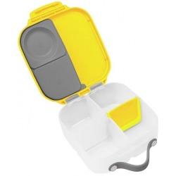 ŻÓŁTY mini lunchbox Lemon Sherbet